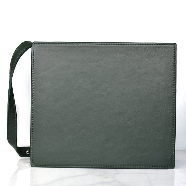 "Facet Bag ""Green"""