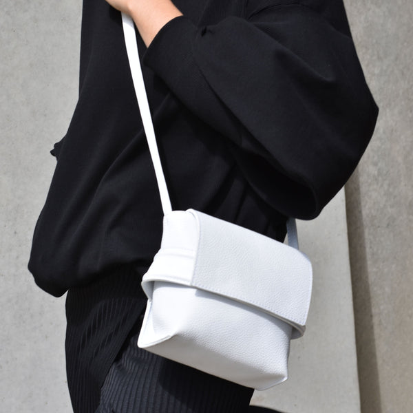 "Luce Shoulder Bag ""White"""