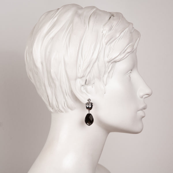 "Birch Scarab Earrings ""NEFFI"""