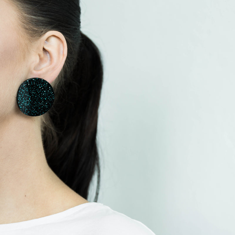 "SOHO Earrings ""Deep Sea"" S"