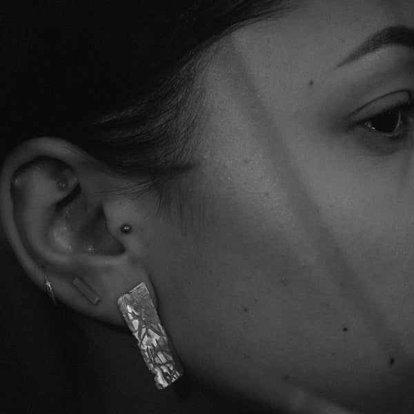 "Earrings ""Eiga"""