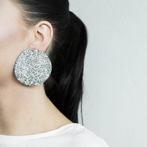 "SOHO Earrings ""Confetti Stardust"" M"