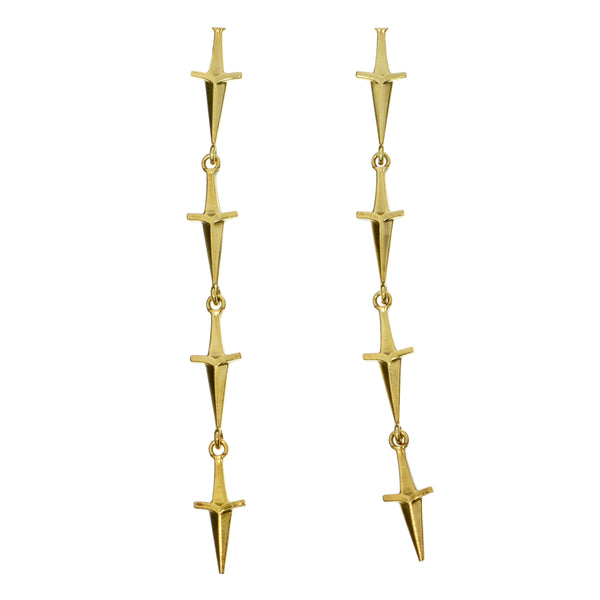 Earrings C° -9 (x4)