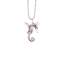 "HIPPO COUTURE Pendant ""Hippocamp Light"""