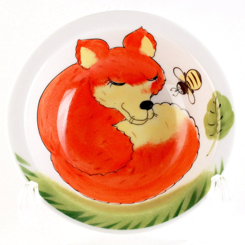"Small Bowl ""Fox"""
