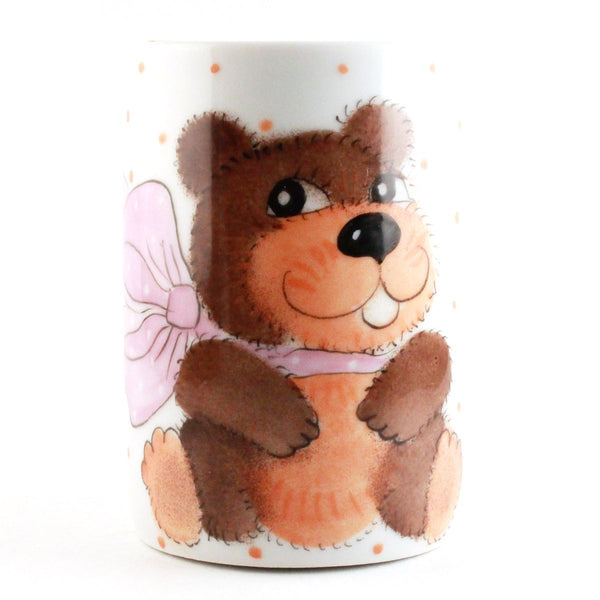 "Small Mug ""Bear Girl"""