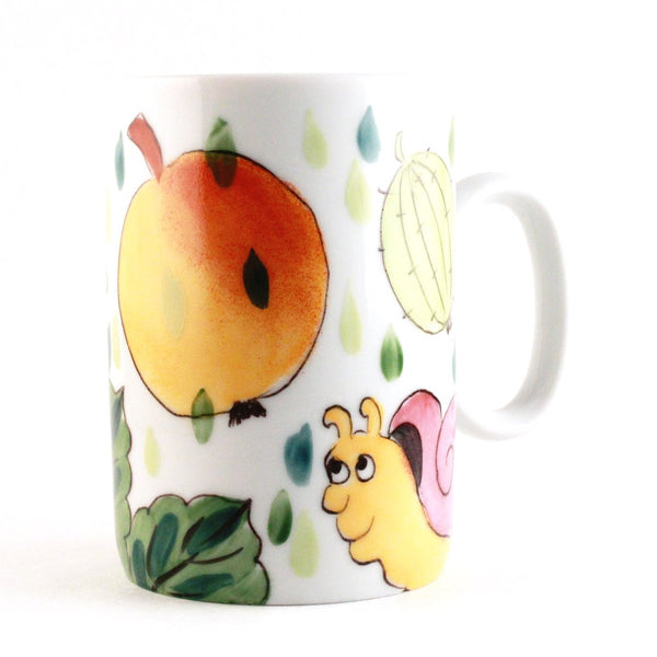 "Small Mug ""Apples"""