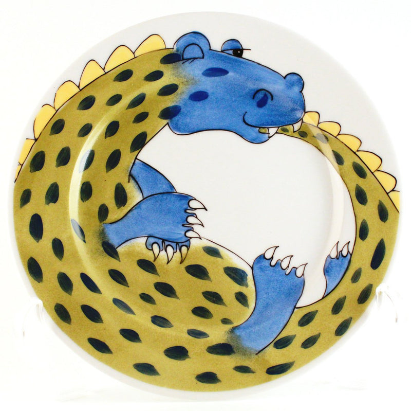 "Plate ""Dragon Boy"""