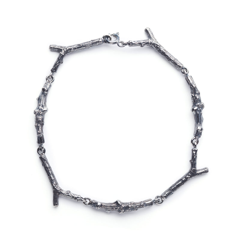 "Thicket Beauty Bracelet ""Leafless Twig"""