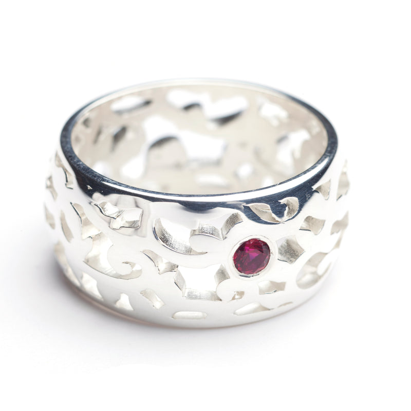 "Country House Ring ""Yearning"""