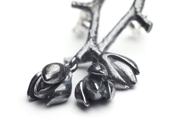 "Thicket Beauty Earrings ""Branch"""