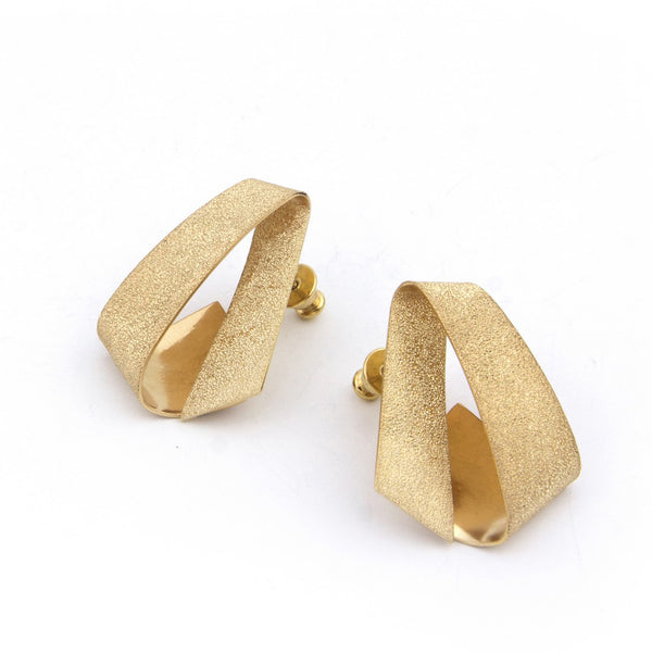"Koi Ginrin Earrings ""Gold"""