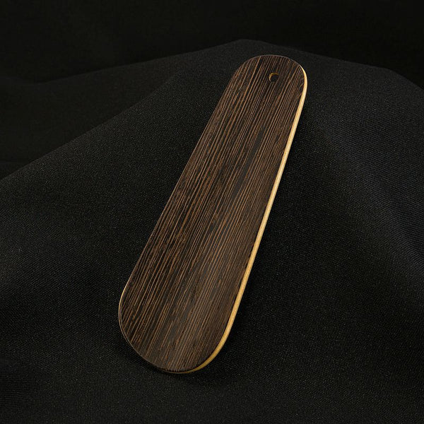 "Wooden Shoehorn ""Wenge"""