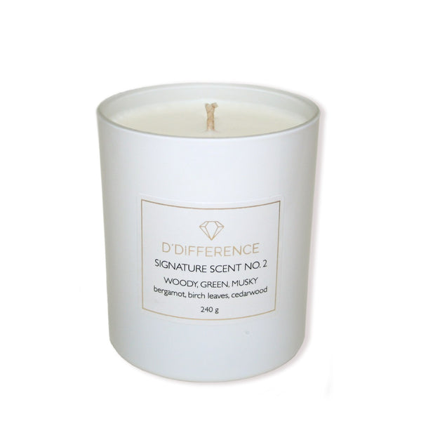 "Copy of Candle ""SIGNATURE SCENT NO.2"""