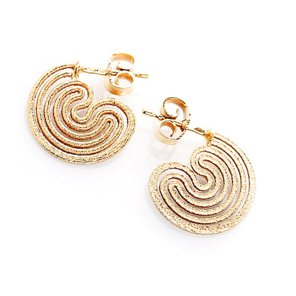 "Earrings ""Orbis"""