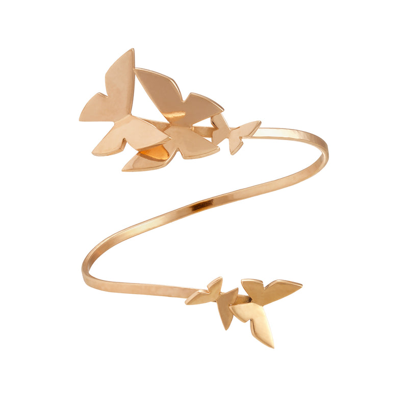 "Bangle ""Les Papillons"""