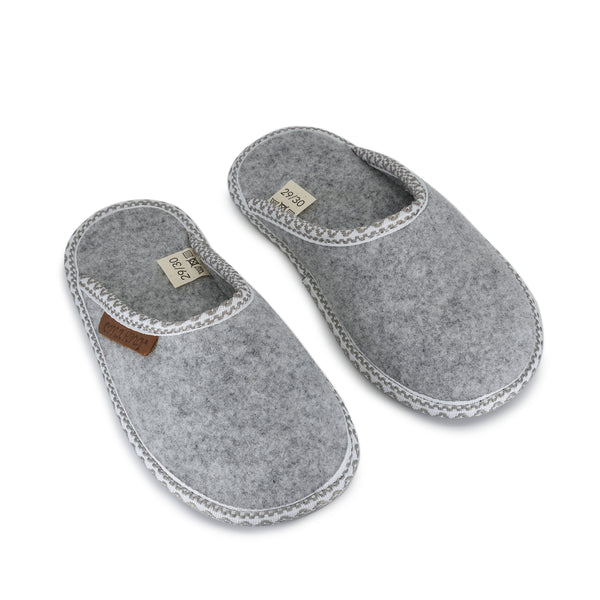"Children's Slippers ""Halla"""