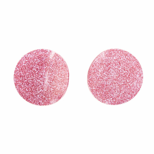 "SOHO Earrings ""Light Pink"" S"