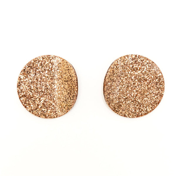 "SOHO Earrings ""Rose Gold"" S"