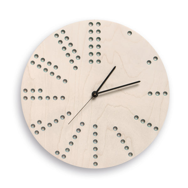 "Wall Clock ""Dice"""