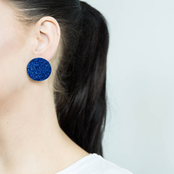 "SOHO Earrings ""Sky"" XS"