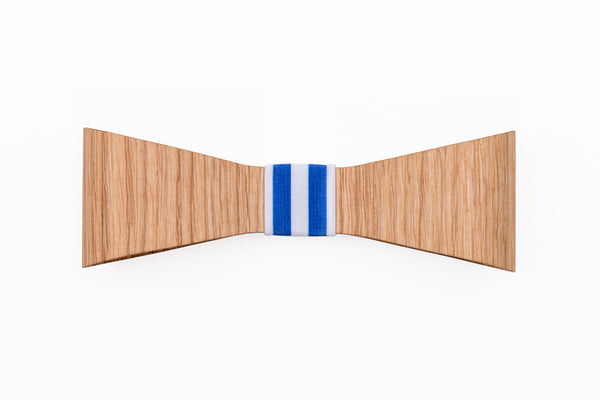 "Wooden Bow Tie ""Finland"""