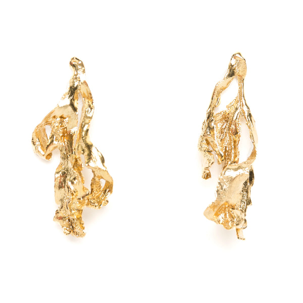 Earrings ALGA 55 MM