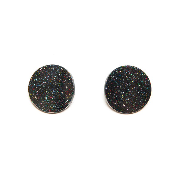 "SOHO Earrings ""Confetti Night"" XS"