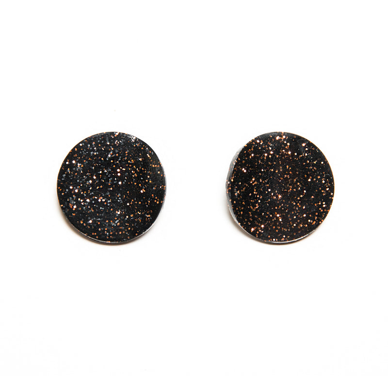 "SOHO Earrings ""Fall Night"" XS"