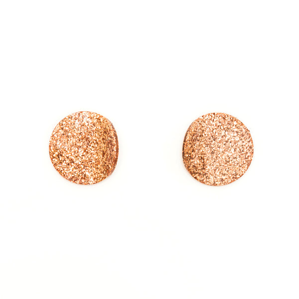 "SOHO Earrings ""Rose Gold"" XS"