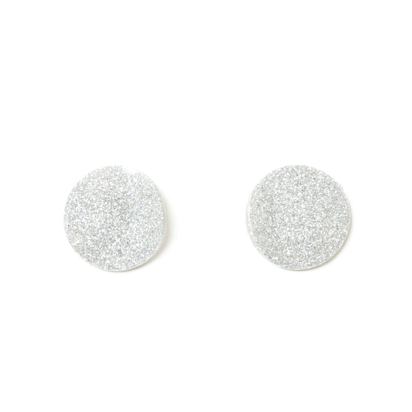 "SOHO Earrings ""Silver"" XS"