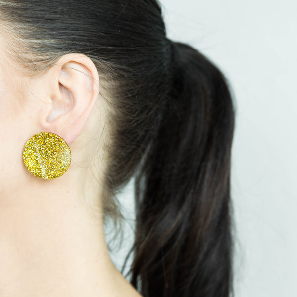 "SOHO Earrings ""Sunlight"" XS"