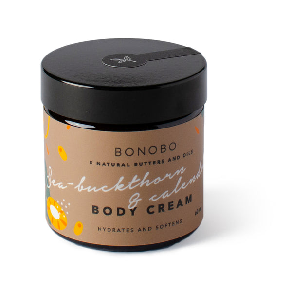 "Body Cream ""Sea-buckthorn & Calendula"""