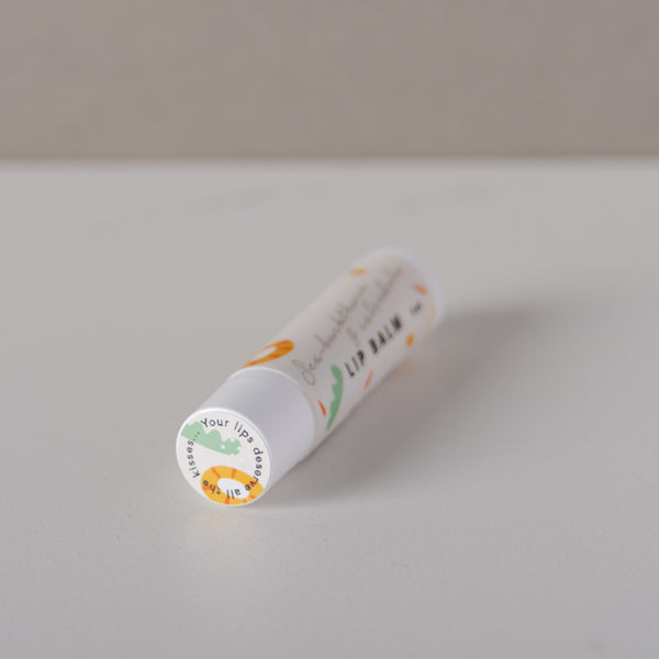 "Lip Balm ""Sea-buckthorn & Calendula"""