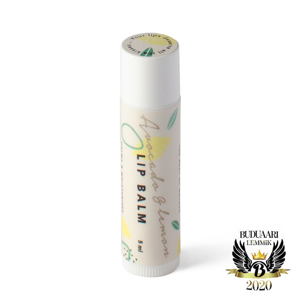 "Lip Balm ""Avocado & Lemon"""
