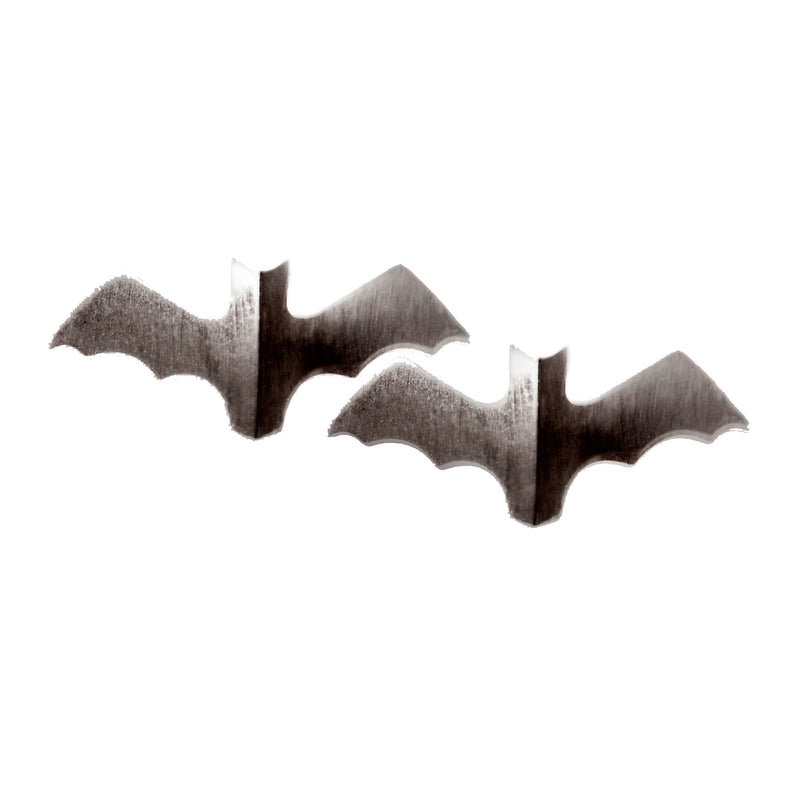 Dark Bat Earrings