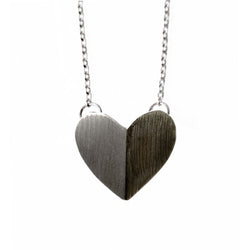 Dark Heart Pendant
