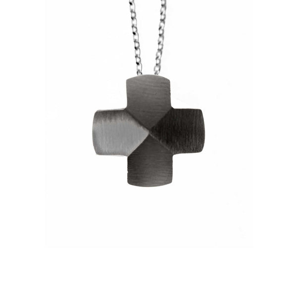 Dark Cross Pendant