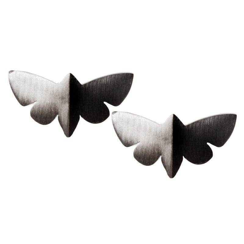 Dark Butterfly Earrings