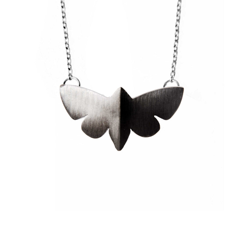 Dark Butterfly Pendant