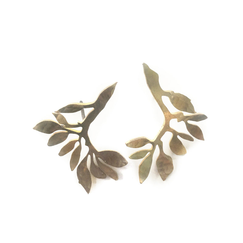 "Earrings ""Herbal"""