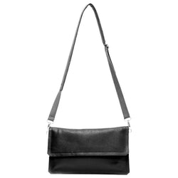 "Leather handbag ""Ida"""