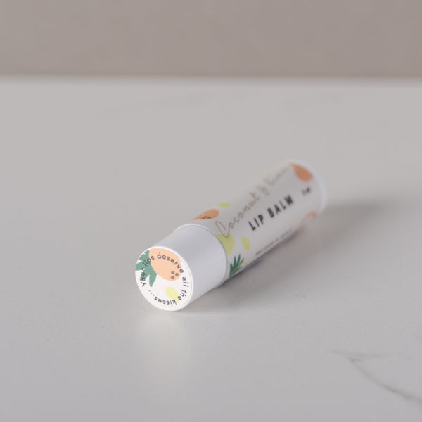"Lip Balm ""Coconut & lime"""