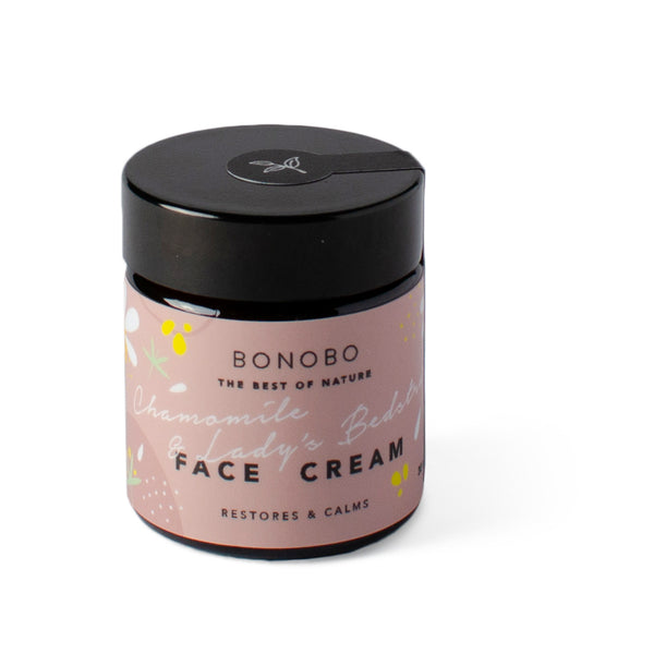 "Face Cream ""Chamomile & Lady's Bedstraw"""