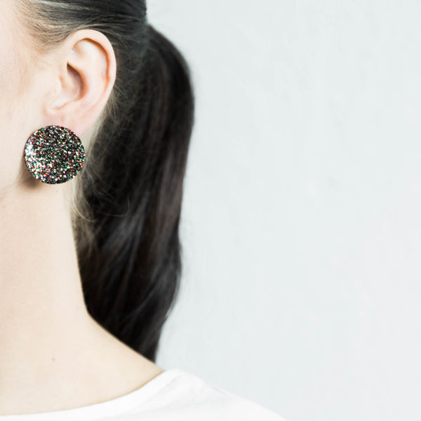 "SOHO Earrings ""Confetti"" XS"