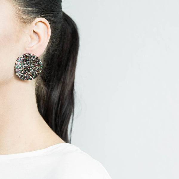 "SOHO Earrings ""Confetti"" S"