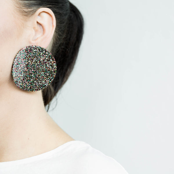 "SOHO Earrings ""Confetti"" M"