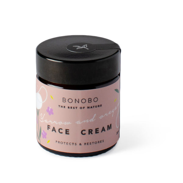 "Face Cream ""Yarrow & oregano"""