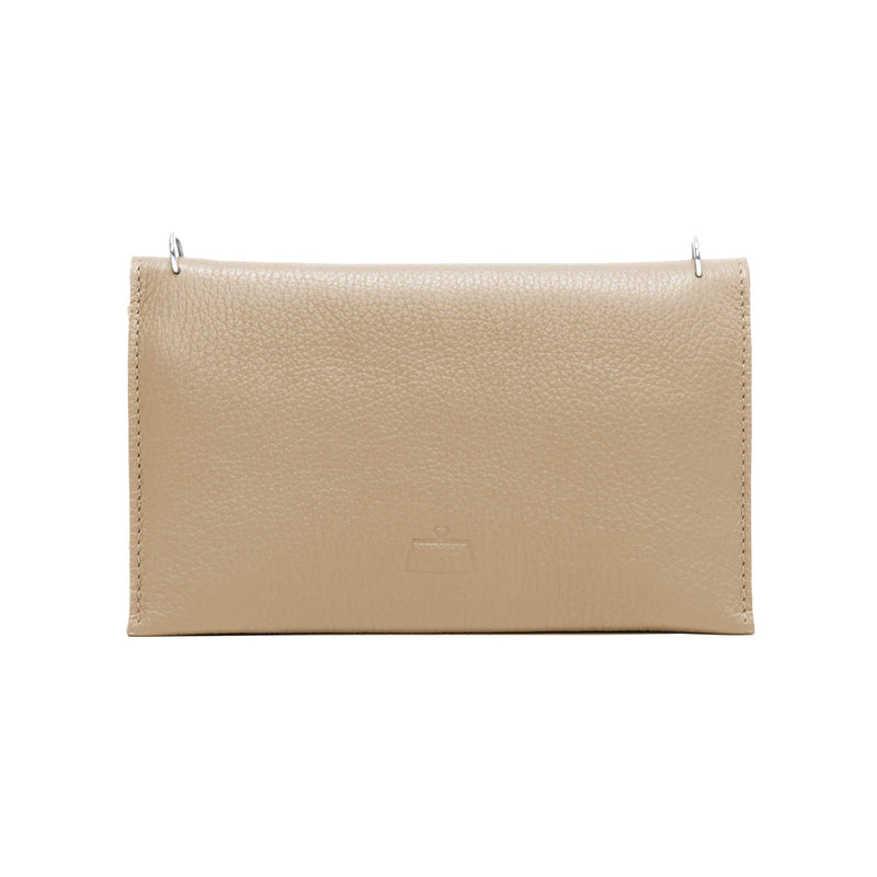 "Leather Purse ""Roxanne"""