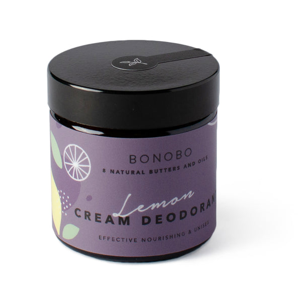 "Cream Deodorant ""Lemon"""